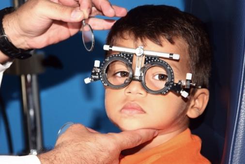 Миопический астигматизм у детей
