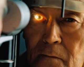 Отслоение сетчатки глаза